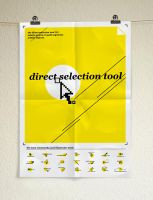 the direct selection tool by turunchuQ