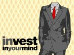 Invest In Your Mind by afrodshock