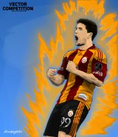 Harry Kewell by BOArtt