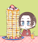 PAN CAKE by twosugars16