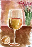 And a bit of chardonnay... by forevergeek