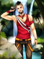 Vaas end by SatoriUshiro