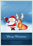 Merry Christmas Card by princepal