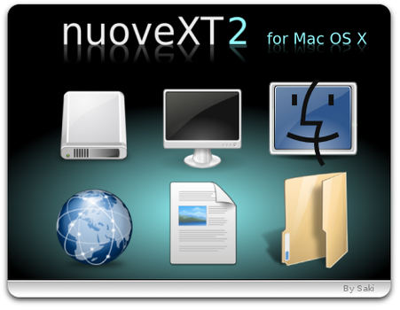 nuoveXT.2 for Mac by sa-ki