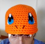 Charmander hat by anapeig