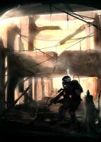 helghast ghost by unseen-talent