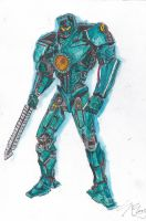 Gipsy Danger by BreakfastTears