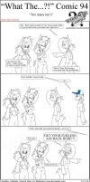 'What The' Comic 94 by TomBoy-Comics