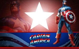 Captain America! by Superman8193