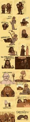 Hobbit Tumblr dump! by knightJJ