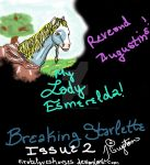 Issue 2 of Breaking Starlette by Pirateloveshorses