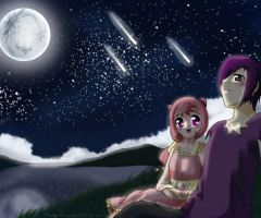 Night Sky by PokreatiaForms