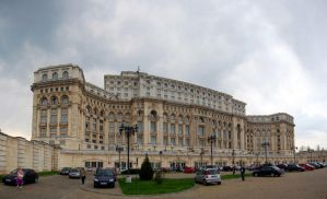 Palace of the Parliament by LordXar