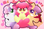 Cutie Mark Crusaders Forever! by HungrySohma16