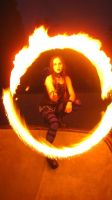 Ring of fire in the darkness by Arachnoid