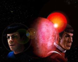 Spock by DMWVCS