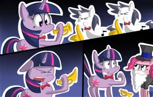 Twilight's Trumpet by Penguin-Potential