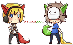 PewDieCry - Bloody Trapland by RanChu-Obscure