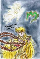 The blind one who sees by Aioros-sama