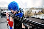 Vocaloid Kaito : AINT by GeshaPetrovich