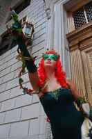 Poison Ivy- The Escape. by FallMoonlitRose