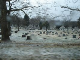 Pittsburgh Cemeteries 1 by nothing-in-blood