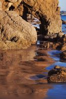 reflections at El Matador by ariseandrejoice