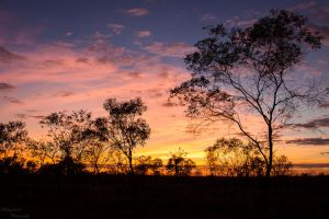 Australian Sunrise... by midnightrider79
