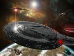 The Kahless NCC-76108 by CaptainScratch