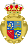 Coat of Arms of Spanish Philippines by IEPH