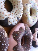 Crafts: donut love by lily-fox