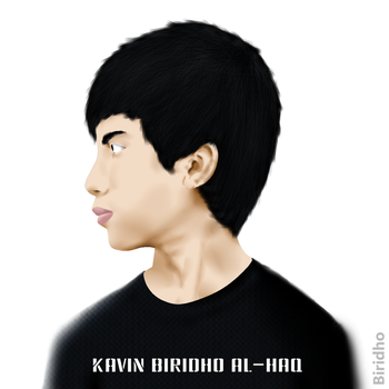 Kavin Anime Version by NoKacang