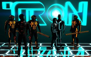 Tron Legacy by archangel72367