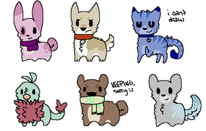 Adopts batch 1 CLOSED by Bambies