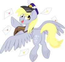 Mail Derp by DayDreamSyndrom