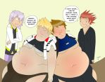 Comm- Sora and Roxas pt.10 by chubbystuck-lover
