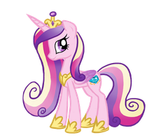 Princess Cadence by Ollis100