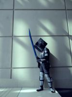 Zer0 is so sad.... by Cosplay4UsAll