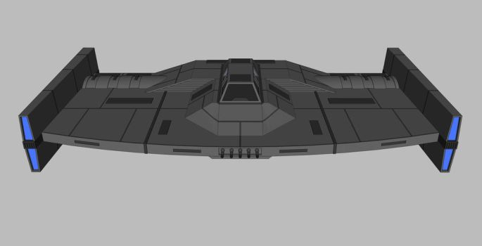 Starfighter concept by quacky112