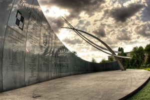 Polish Airman Memorial by G0DLIKE