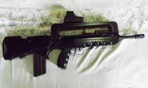 Giat FAMAS F1 With EOTech 551 by sudro