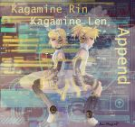 -:Append:-Rin/Len- by Ami-Magane
