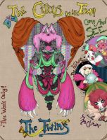 TS Circus Colored by FairieChick