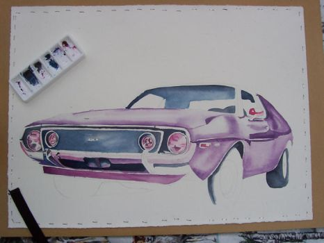 74 Javelin AMX by Autumn-Interlude