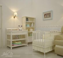 Children Room. Newborn - 3 by CheShindra