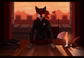 Tomorrow We Fight-Commission by the-MadDog