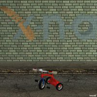 XNA Children Tricycle by X-N-A