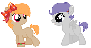CMC adopts! (10 Points, OPEN) by stevegirl124