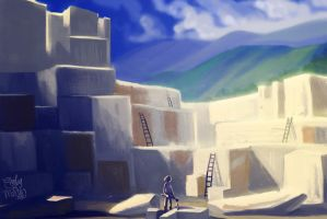 Quarry by Deisi