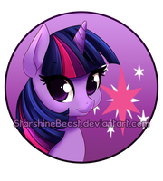 Twilight Sparkle by StarshineBeast